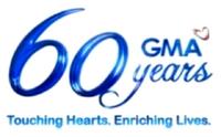 GMA Network 60th Anniversary Logo 3D (2010)