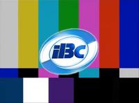 IBC-13 3D logo on screen bug Test Card