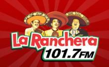 KNTE 101.7 station logo