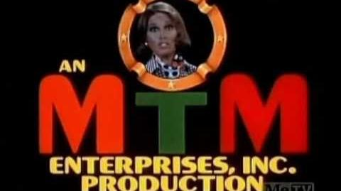 "MTM Enterprises ""That's All, Folks"" logo"