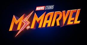 Marvel's Ms. Marvel logo