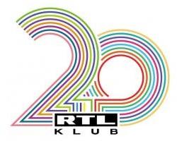RTL Klub 20th Anniversary Logo 2017