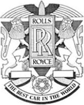 Rolls royce TBCITW