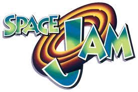 Space jam logo