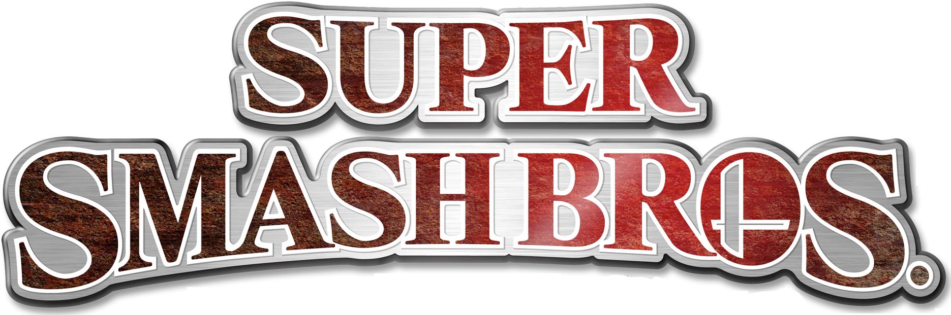 Super Smash Bros Ultimate Logo No Background