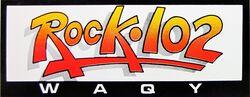 WAQY Rock 102 102.1