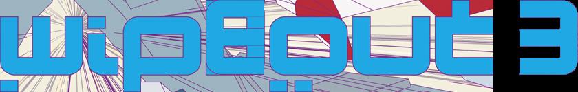 Resultado de imagem para WIPEOUT 3 logo