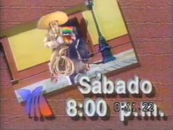 XHDF-TV13 (1993) Promo
