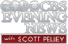 CBS Evening News 2011 (with Scott Pelley)