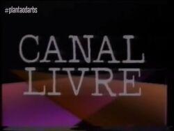 Canal Livre 1986
