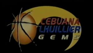 Cebu Gems 2001 logo