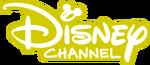 Disney Channel Philippines Yellow Logo 2017