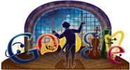 Google José Pablo Moncayo's 100th Birthday