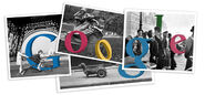 Google Robert Doisneau's 100th Birthday (Version 2)
