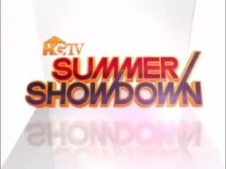 HGTV Summer Showdown