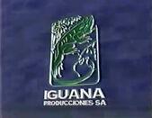 Iguana Producciones (Logo noventas)