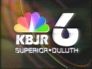 KBJR-TV's Channel 6 Video ID From 1995