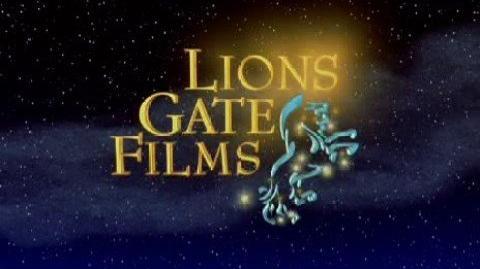 Lionsgate Films Ident - 2003