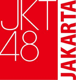 Logo JKT48 Jakarta