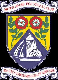 Morecambe FC logo (1988-2010)