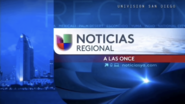 Noticias univision regional 11pm package 2017