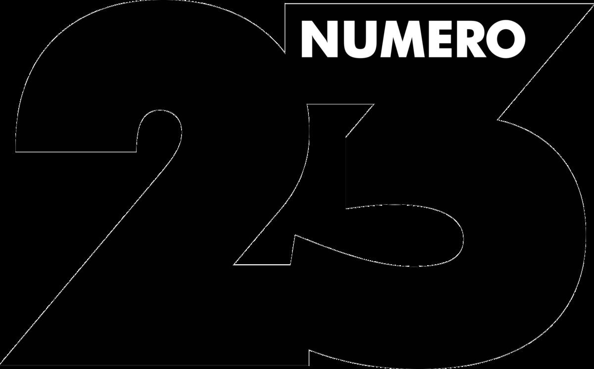 Numéro 23 logo.png