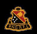 Papua New Guinea Rugby Football League 1975 logo 2