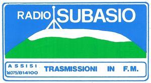 Radio-subasio
