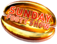 Sunday Footy Show (NRL) Logo