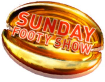 Sunday Footy Show (NRL) Logo