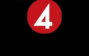 TV4 Nyheterna Logo 2007