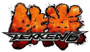 Tekken-6-logo