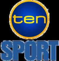 Ten Sport Logo 2001?