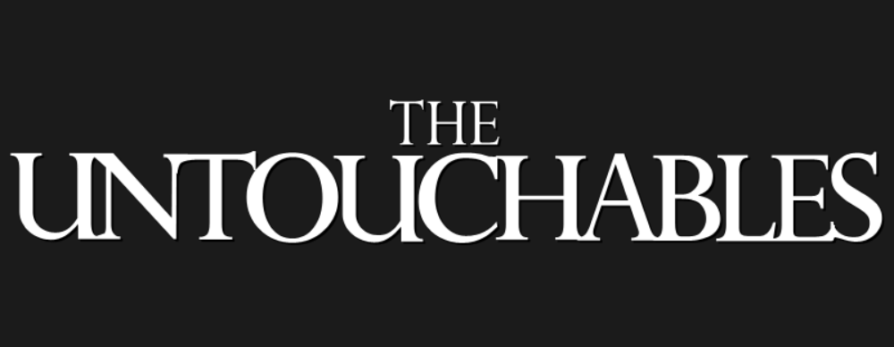 Image - The-untouchables-movie-logo.png | Logopedia ...