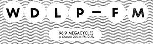 WDLP-FM - 1951 -January 14, 1951-