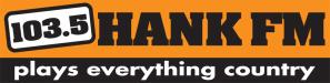WKNK - 103.5 Hank FM - 2009