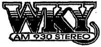 WKY AM 930 Stereo - 1990