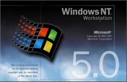 Windows NT 5 logo