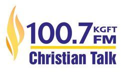100.7 FM KGFT