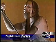 Alabama's ABC 3340 Night Team News @ 10pm video opening from February 1999