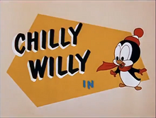 Chilly Willy 1956
