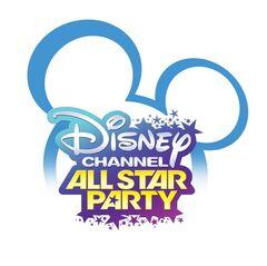 Disney Channel All Star Party Logo