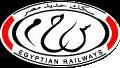 Egyptian National Railway Logo (1854-2000)
