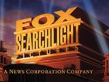 Searchlight Pictures/On-screen Logos