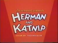 Herman and Katnip 1954