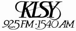 KLSY Bellevue 1985
