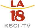 LA18 logo