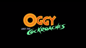 Logo Oggy and the Cockroaches