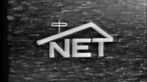 National Educational Television (NET) Closing Logo, 1960