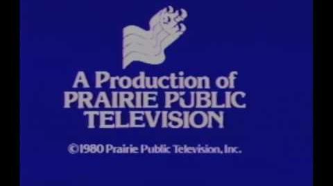Prairie Public Television logo (1980)